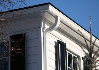 Aluminum Gutter Replacement Service