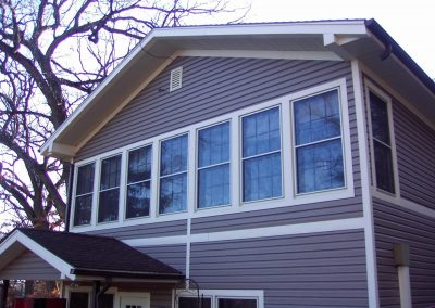 After Home Siding Installation